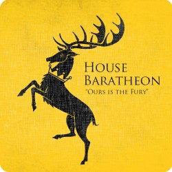 HOUSE OF BARATHEON (GAME OF...