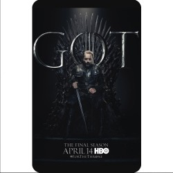 GAME OF THRONES (MORMONT -...