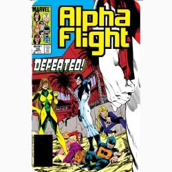 ALPHA FLIGHT NO.26 (COMIC...