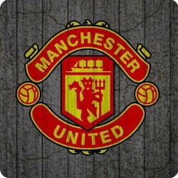 MANCHESTER UNITED FRIDGE METAL
