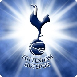 TOTTENHAM HOTSPURS FRIDGE...