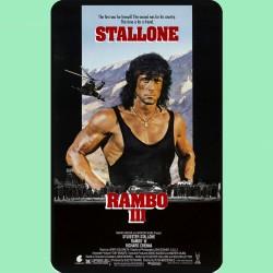 RAMBO 3 (MOVIE POSTER)...