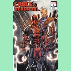 CABLE AND DEADPOOL ANNUAL...