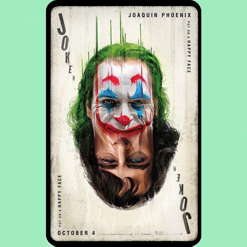 Joker Card Magnet