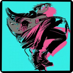 GORILLAZ (NOW NOW) ALBUM...
