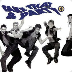 TAKE THAT (AND PARTY) ALBUM...