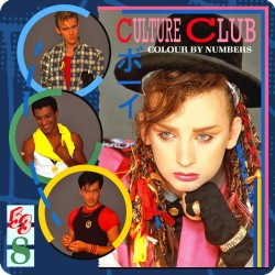 CULTURE CLUB (COLOUR BY...