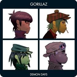 GORILLAZ (DEMON DAYS) ALBUM...