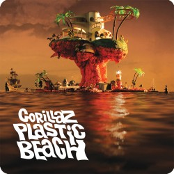 GORILLAZ (PLASTIC BEACH)...