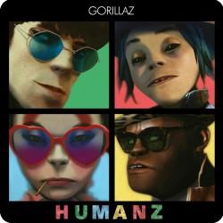 GORILLAZ (HUMANZ) ALBUM...