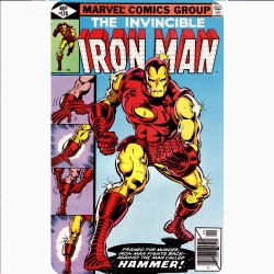 INVINCIBLE IRON MAN 126...
