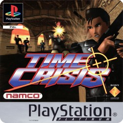 TIME CRISIS (PLAYSTATION)...