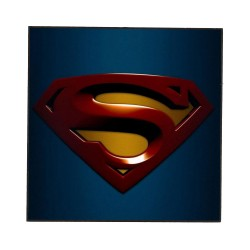 SUPERMAN (DC) WOODEN WALL...
