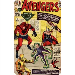 THE AVENGERS 2 (COMIC BOOK...