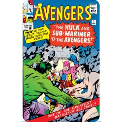THE AVENGERS 3 (COMIC BOOK...