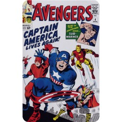 THE AVENGERS 4 (COMIC BOOK...