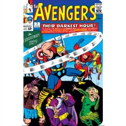 THE AVENGERS 7 (COMIC BOOK...