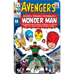 THE AVENGERS 9 (COMIC BOOK...
