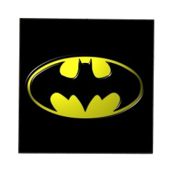 BATMAN (DC) WOODEN WALL PLAQUE