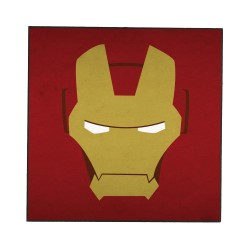 IRON MAN (MARVEL) WOODEN...