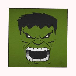 HULK (MARVEL) WOODEN WALL...