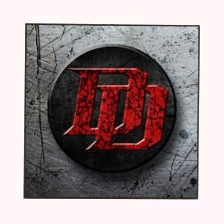 DAREDEVIL LOGO (MARVEL)...