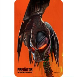 THE PREDATOR (MOVIE POSTER)...