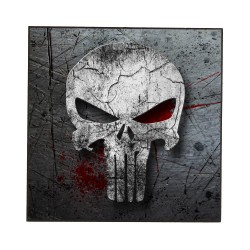 THE PUNISHER LOGO (MARVEL)...