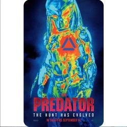 THE PREDATOR (THERMAL MOVIE...