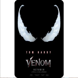 VENOM (MOVIE POSTER) FRIDGE...