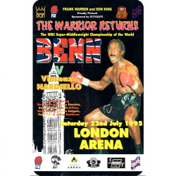 NIGEL BENN VS VINCENZO...