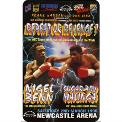 NIGEL BENN VS SUGAR BOY...