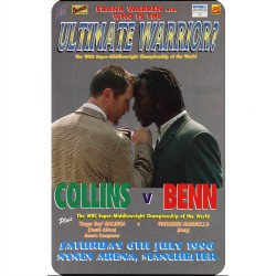 NIGEL BENN VS STEVE COLLINS...