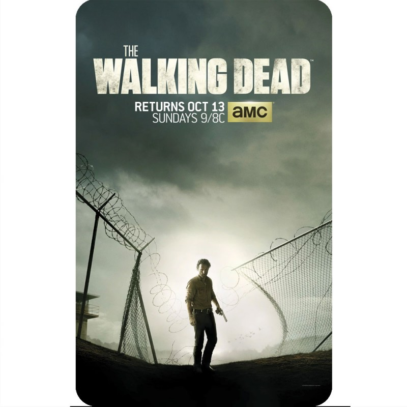 THE WALKING DEAD (SEASON 4) FRIDGE MAGNET