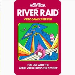 RIVER RAID (ATARI 2600)...